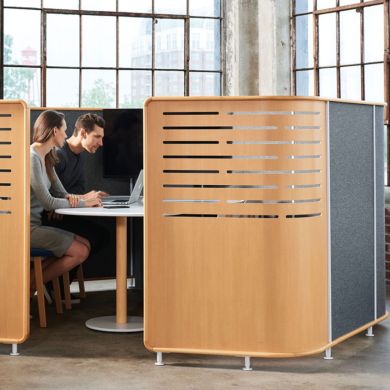 meeting enclosure for open office orange county & Los angeles