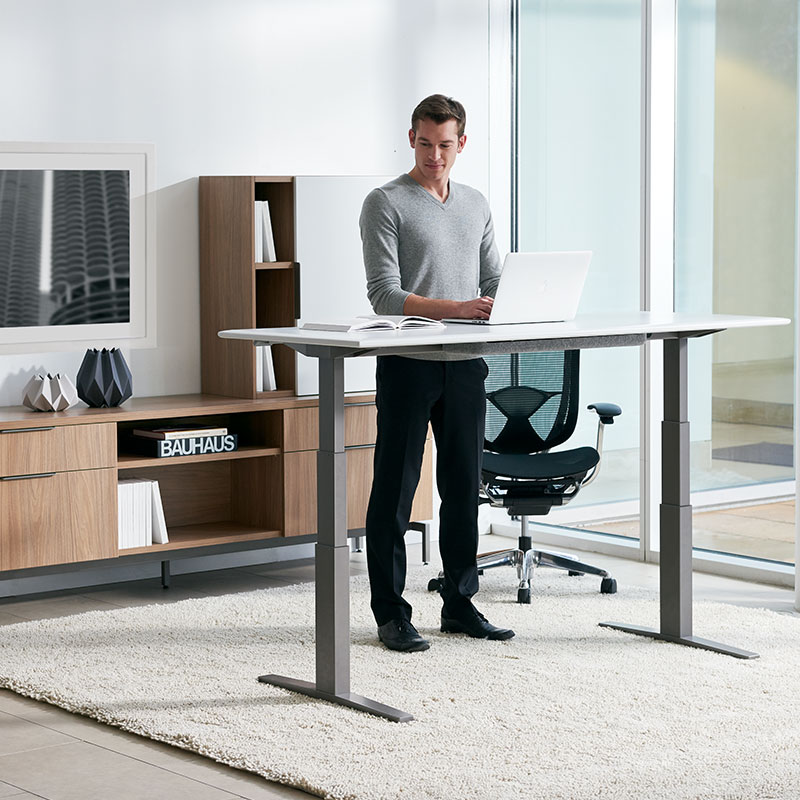 height adjustable table desk los angeles